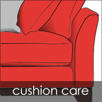 Caring For Your Modern Furnitures's Loose Cushions