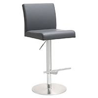 Detleff Armless Adjustable Stool