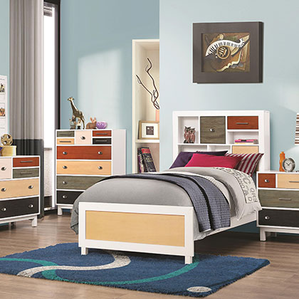 Kid's Contemporary Bedroom Furniture