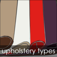 Modern Furniture Upholstery Types Guide
