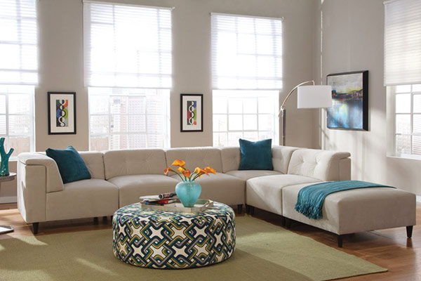 Jonathan Louis Lux Sectional