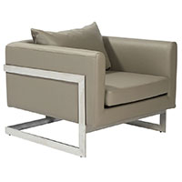 Meghan Modern Lounge Chair