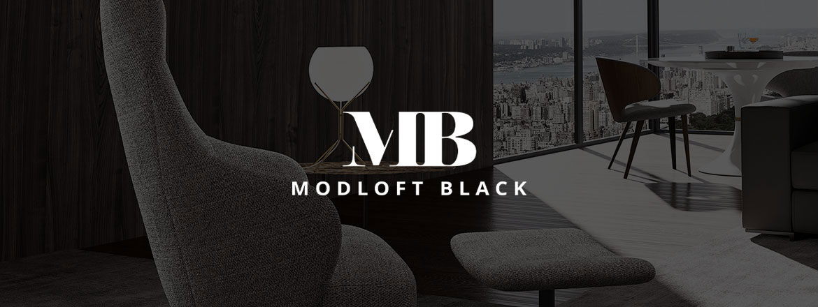 Modloft Black Modern Furniture is Available at Eurway.com