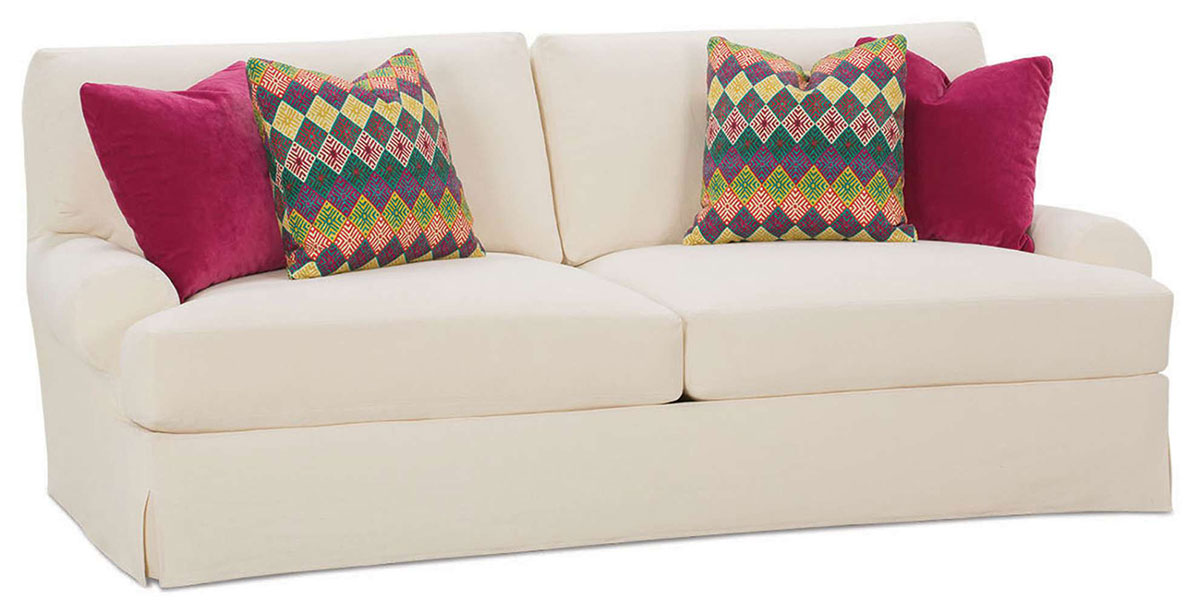 ... Branson Sofa Slipcover By Rowe Furniture