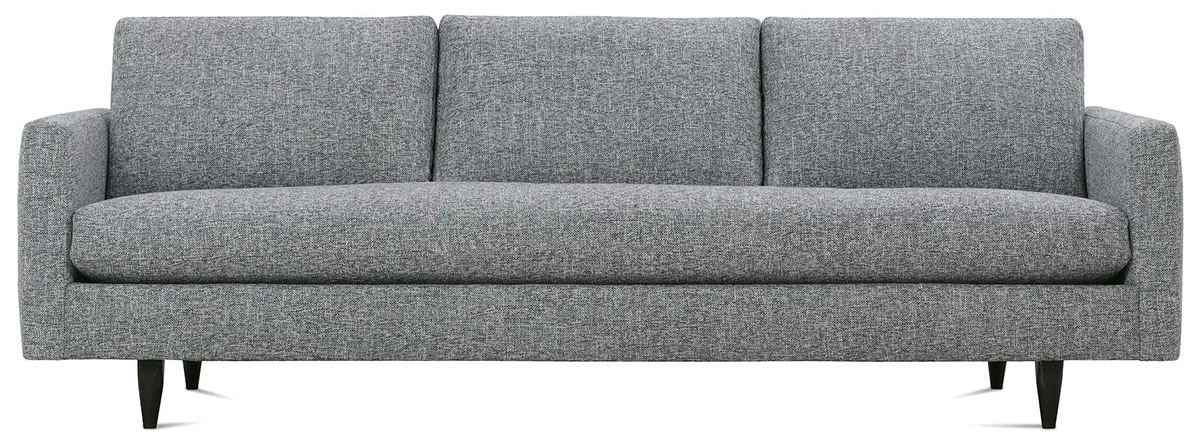 Modern Mix Sofa by Rowe Furniture