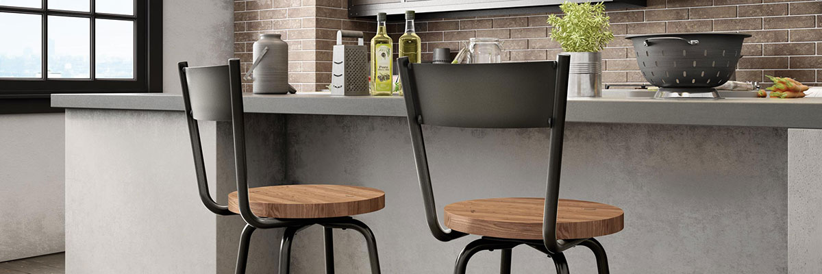 Shop for Upscale Contemporary Bar and Counter Stools at CollecticHome