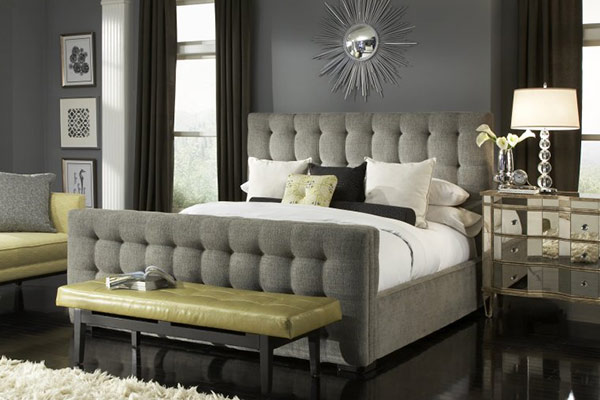 Jonathan Louis Taylor Bed