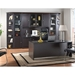 2000 Collection Espresso Desk by Jesper Office