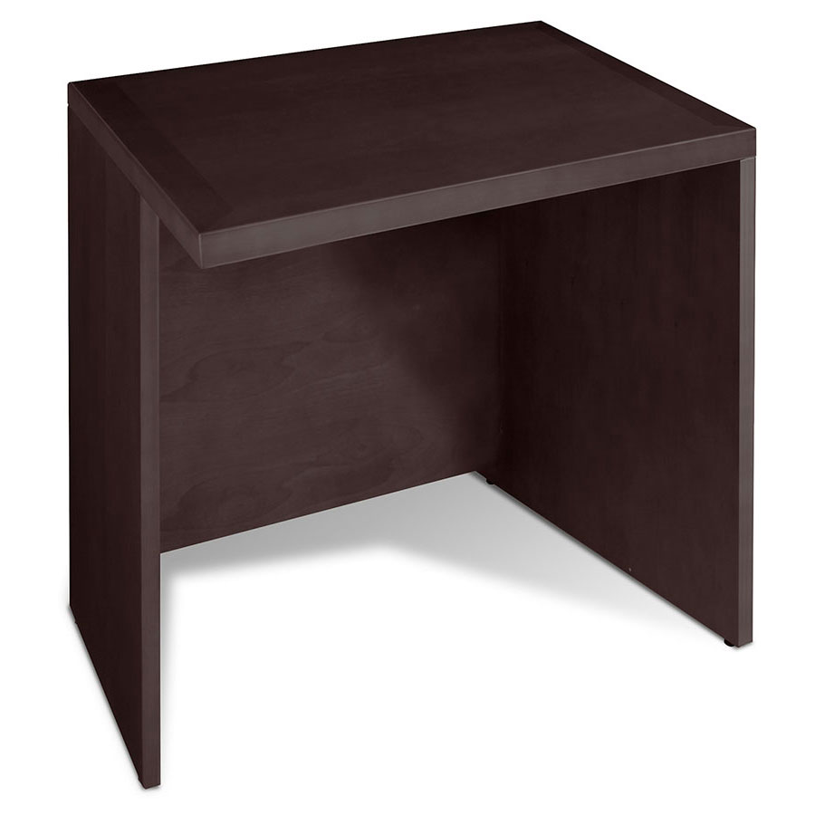 2000 Collection Contemporary Small Return Desk