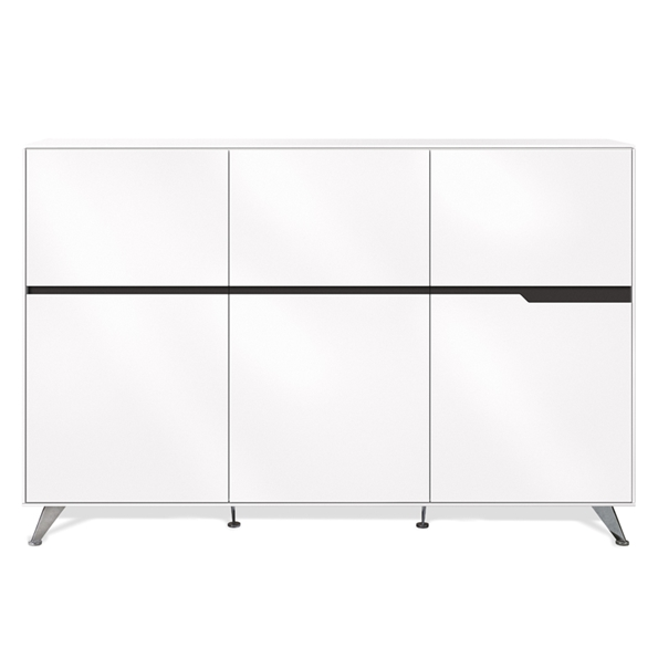 400 Collection Storage Cabinet in White