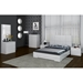Aarhus Modern White Bedroom Furniture
