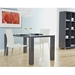 Abel Modern Gray Dining Table