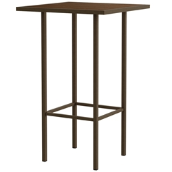 Aden Contemporary Bar Table by Amsico
