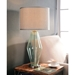 Agda Contemporary Glass Table Lamp