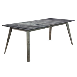 Alton Contemporary Nantucket-Finished Extension Table by Saloom