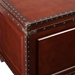 Ambrose Trunk Contemporary End Table Detail