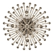 Anemone Flush Mount Ceiling Lamp Under View