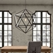 Anka Large Contemporary Hanging Lamp Room