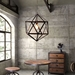 Anka Small Contemporary Hanging Lamp Room