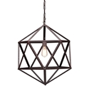 Anka Small Contemporary Hanging Lamp