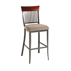 Annabelle Transitional Counter Stool by Amisco