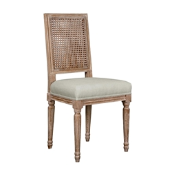 Annette Natural Contemporary Dining Chair