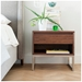 Annex Modern End Table by Gus Modern in Walnut