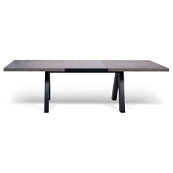 Apex Extending Contemporary Dining Table by TemaHome