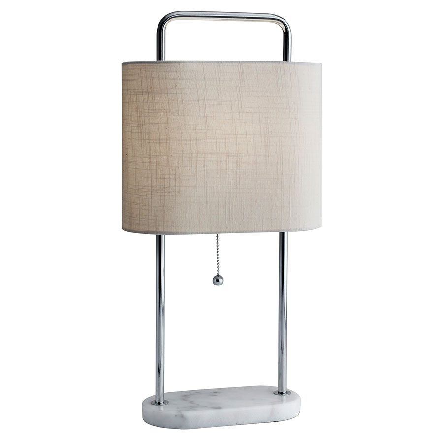 Apex Contemporary Tall Table Lamp