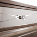 Ariel Contemporary Console Table Detail