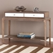 Ariel Contemporary Console Table Room