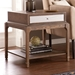 Ariel Contemporary End Table Room