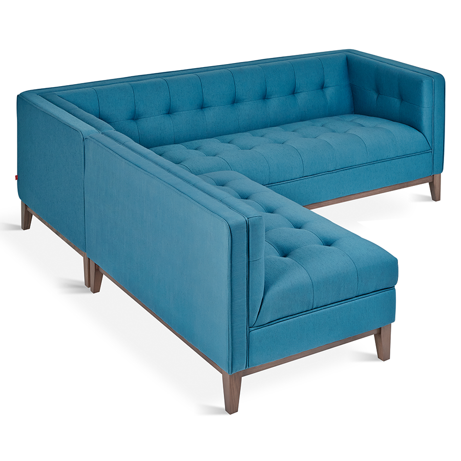 Gus* Modern Atwood Bi-Sectional Sofa in Muskoka Surf  sc 1 st  Collectic Home : gus atwood sectional - Sectionals, Sofas & Couches