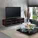 Avion Wide TV Stand in Espresso