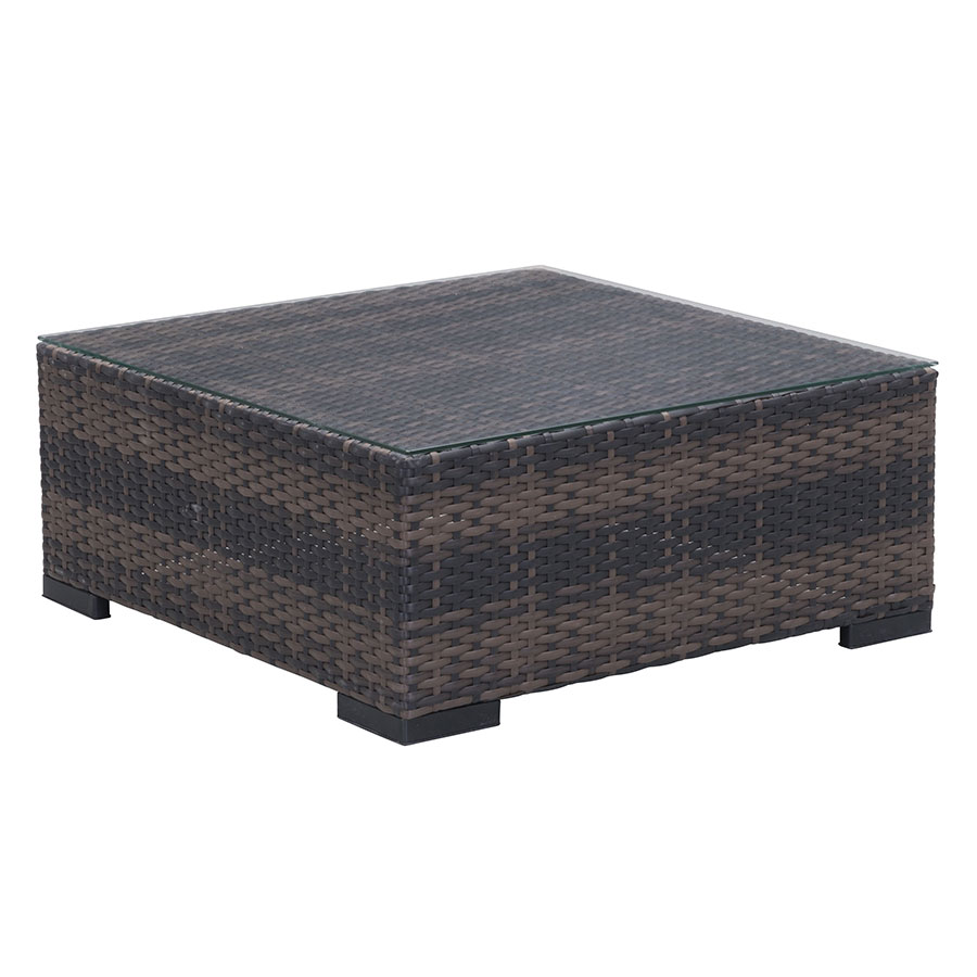 Beatrix Contemporary Outdoor Cocktail Table