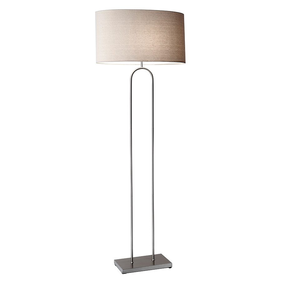 Bassem contemporary floor lamp collectic home bassem contemporary floor lamp aloadofball Image collections