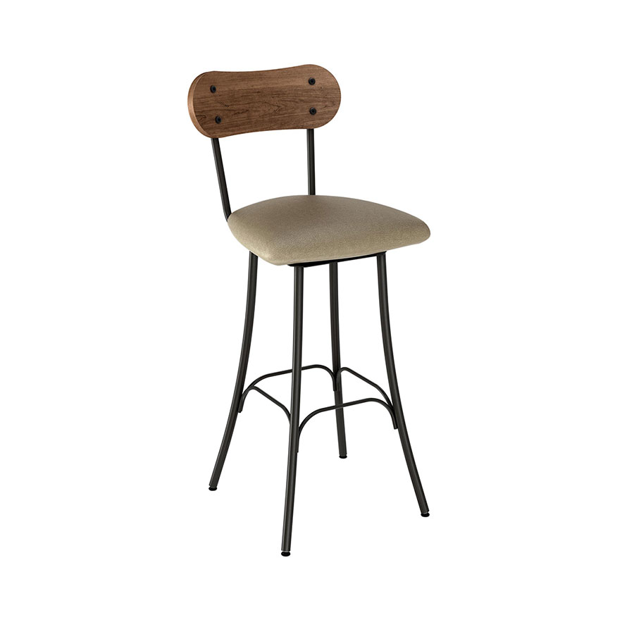 Bean Contemporary Counter Stool by Amisco