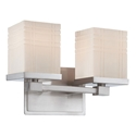 Benito Contemporary Double Wall Sconce