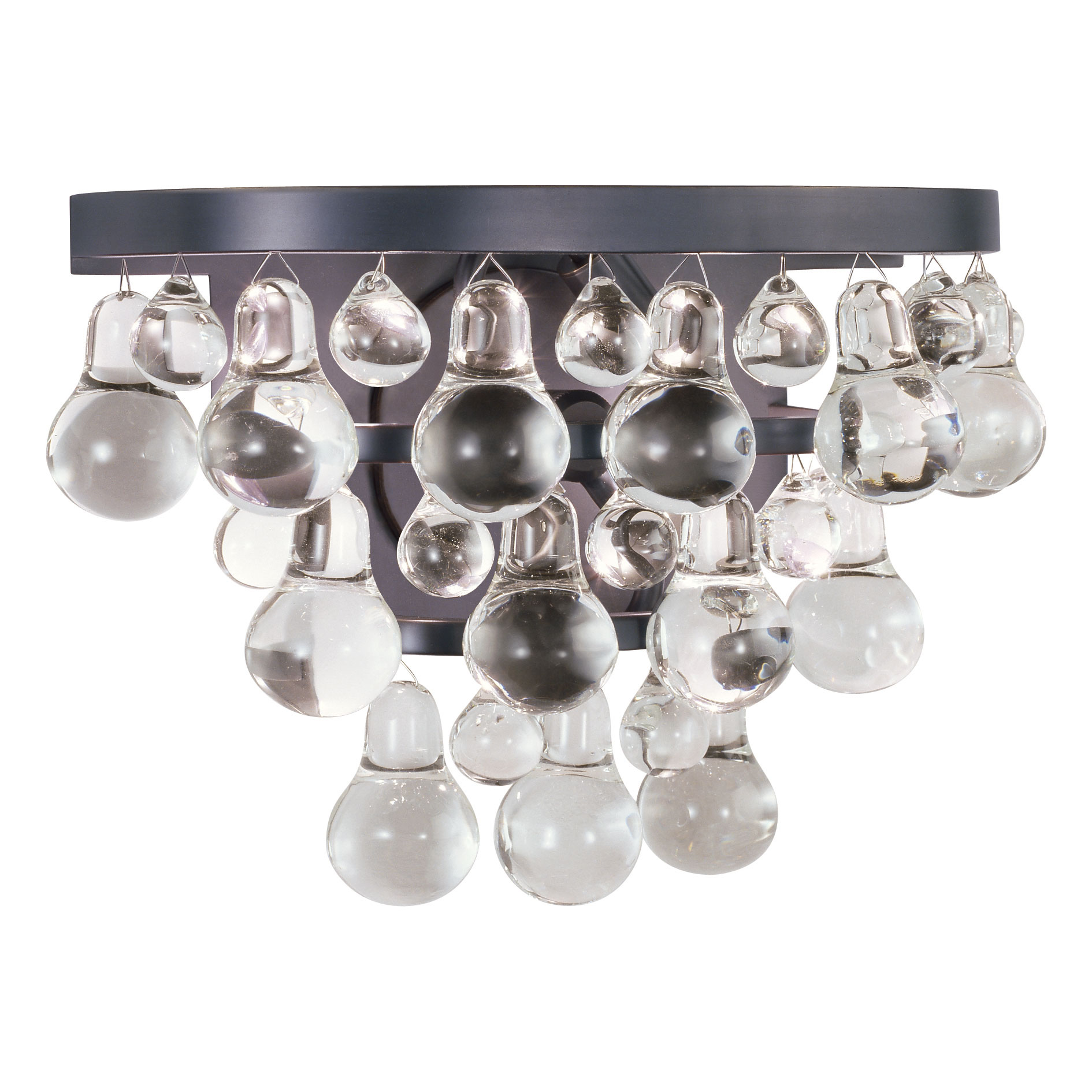 Bling Wall Sconce by Robert Abbey