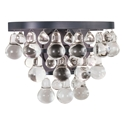Bling Contemporary Wall Sconce by Robert Abbey