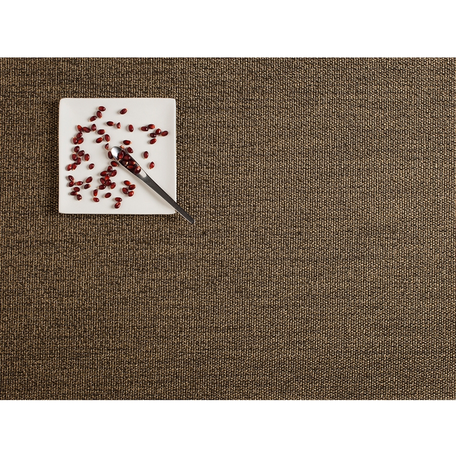 contemporary placemats  table runners  collectic home - boucle contemporary rectangular placemat