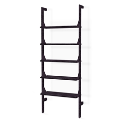 Gus* Modern Branch-1 Shelving Unit in Black