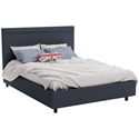 Breeze Contemporary Bed in River by Amisco