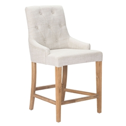 Byron Contemporary Counter Stool