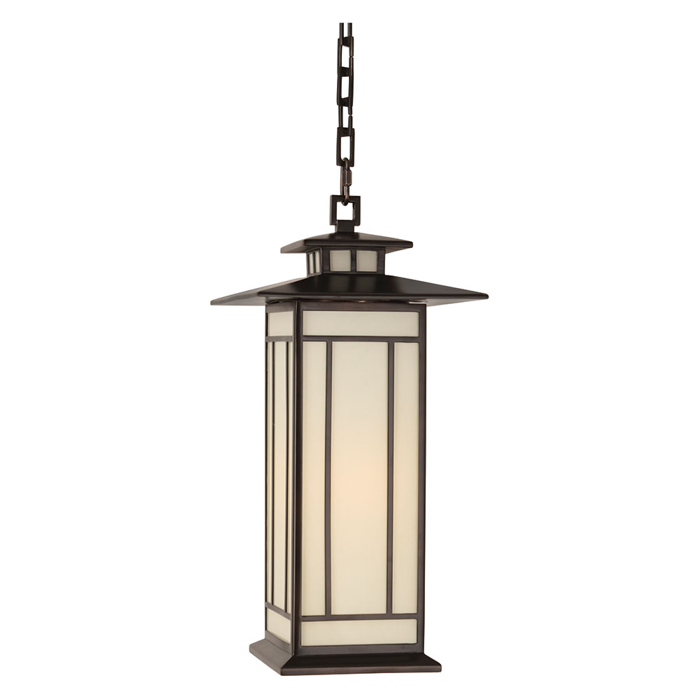 Candler Large Outdoor Pendant Lamp Contemporary Hanging
