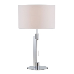 Carlito Contemporary Table Lamp