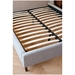 Carmichael Bed Mattress Support - Shown in Urban Tweed Potash