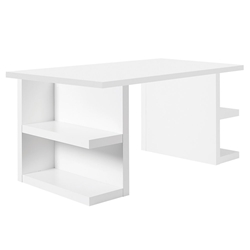 Multi Storage Desk by TemaHome