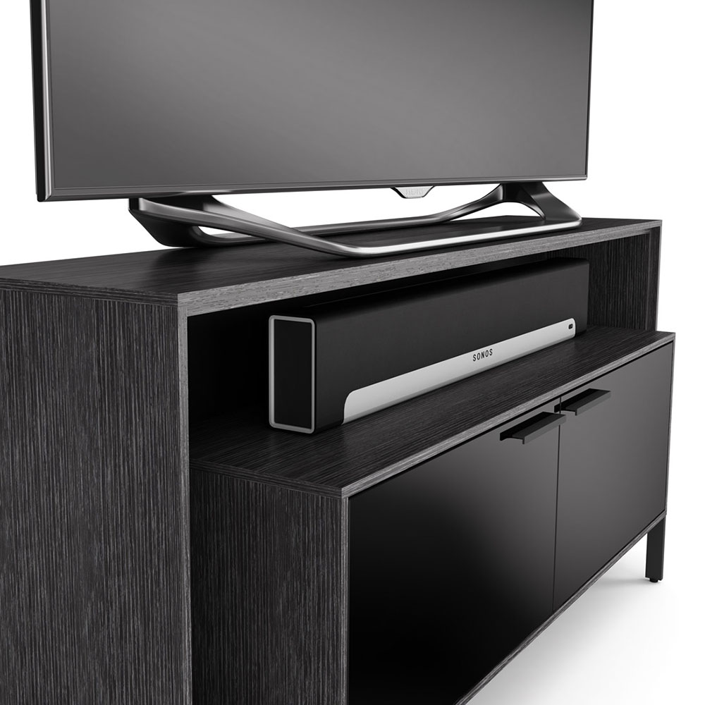 cavo tall modern tv stand by bdi  eurway furniture - cavo contemporary tall tv stand by bdi · cavo contemporary tall tv stand