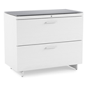 BDI Centro Contemporary Lateral File Cabinet